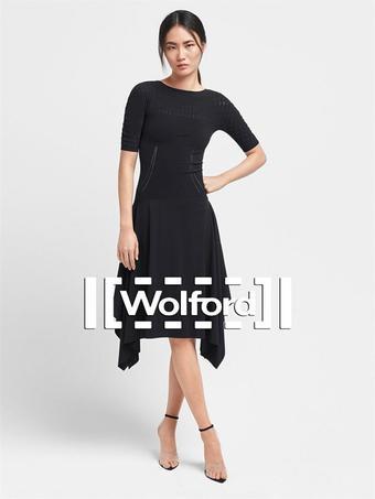 Wolford catalogue publicitaire (valable jusqu'au 10-11)