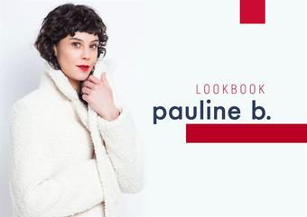 Pauline B reclame folder (geldig t/m 26-10)