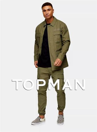 Topman catalogue publicitaire (valable jusqu'au 10-11)