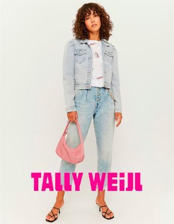 Tally Weijl reclame folder (geldig t/m 09-11)