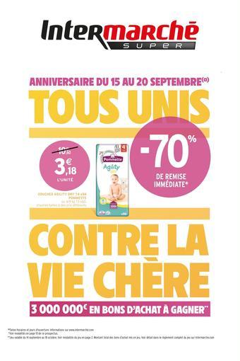 Intermarché catalogue publicitaire (valable jusqu'au 20-09)