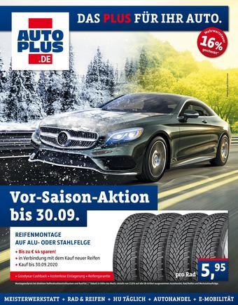AUTO plus Prospekt (bis einschl. 30-09)