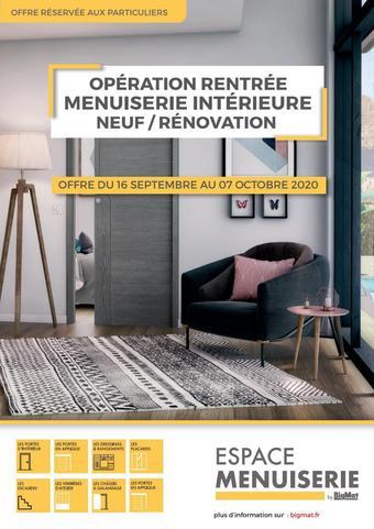 BigMat catalogue publicitaire (valable jusqu'au 30-09)