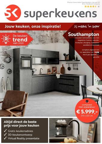 Superkeukens reclame folder (geldig t/m 20-09)