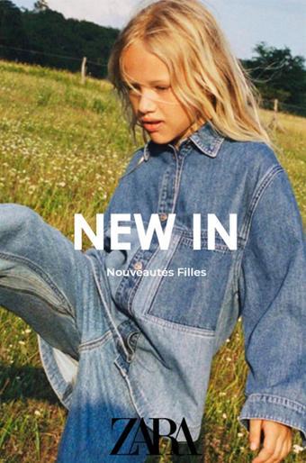 Zara catalogue publicitaire (valable jusqu'au 02-11)