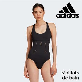 Adidas catalogue publicitaire (valable jusqu'au 30-09)