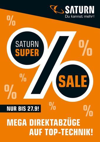 Saturn Prospekt (bis einschl. 28-09)