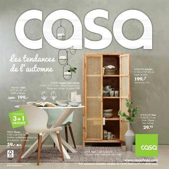 Casa catalogue publicitaire (valable jusqu'au 01-11)