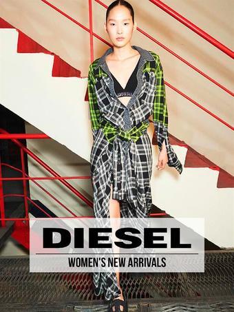Diesel reclame folder (geldig t/m 10-10)