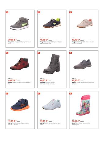 ABC Schuhe Prospekt (bis einschl. 29-12)