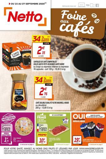 Netto catalogue publicitaire (valable jusqu'au 27-09)