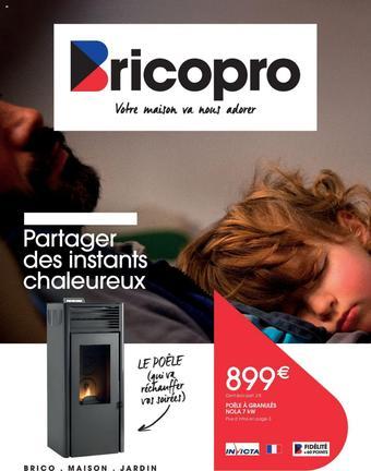 Brico Pro catalogue publicitaire (valable jusqu'au 30-09)