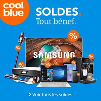 Coolblue catalogue publicitaire (valable jusqu'au 30-09)