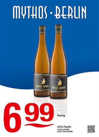 Getränke Hoffmann Prospekt (bis einschl. 26-09)