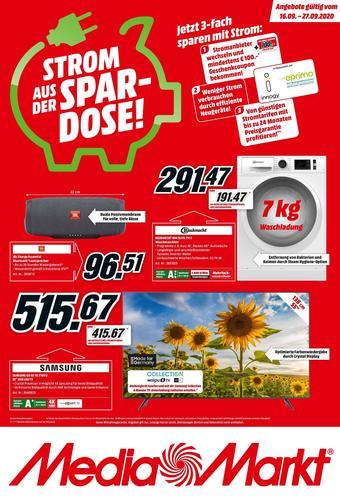 MediaMarkt Prospekt (bis einschl. 27-09)