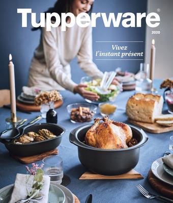 Tupperware catalogue publicitaire (valable jusqu'au 01-10)