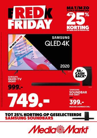 MediaMarkt reclame folder (geldig t/m 27-09)