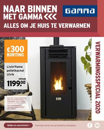 GAMMA reclame folder (geldig t/m 29-09)