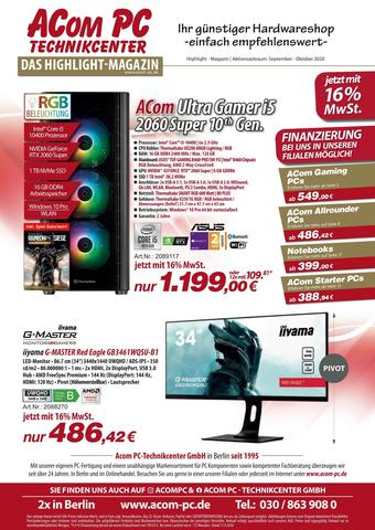 ACom PC Prospekt (bis einschl. 31-10)