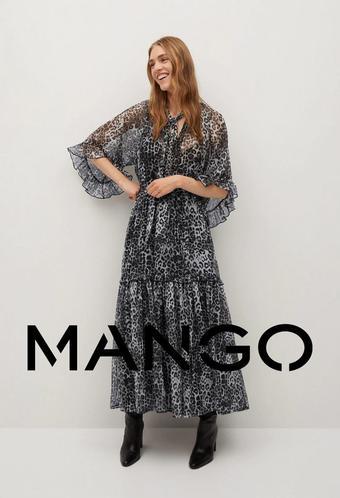 Mango catalogue publicitaire (valable jusqu'au 03-10)