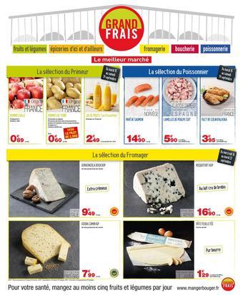 Grand Frais catalogue publicitaire (valable jusqu'au 26-09)