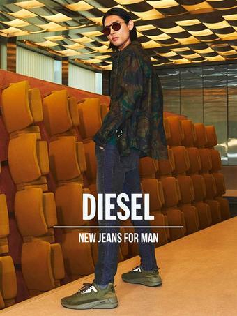 Diesel reclame folder (geldig t/m 16-11)