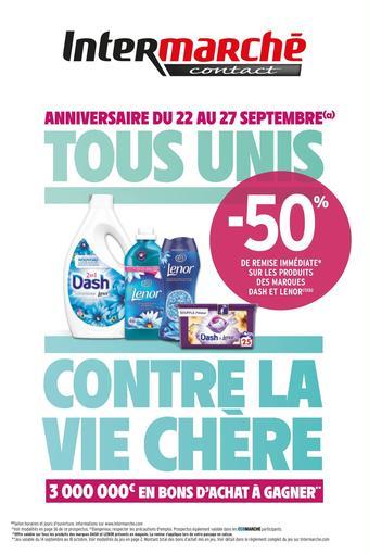 Intermarché catalogue publicitaire (valable jusqu'au 27-09)