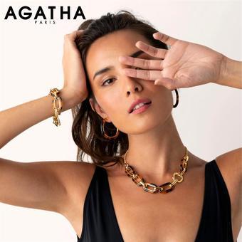 Agatha catalogue publicitaire (valable jusqu'au 17-10)