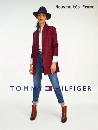 Tommy Hilfiger reclame folder (geldig t/m 09-11)
