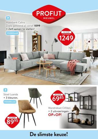 Profijt Meubel reclame folder (geldig t/m 25-09)