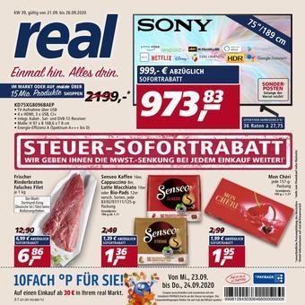 real reclame folder (geldig t/m 26-09)