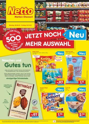 Netto Marken-Discount Prospekt (bis einschl. 02-10)