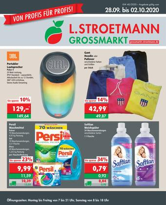 L. STROETMANN GROSSMARKT Prospekt (bis einschl. 02-10)