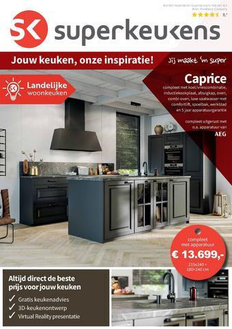 Superkeukens reclame folder (geldig t/m 27-09)
