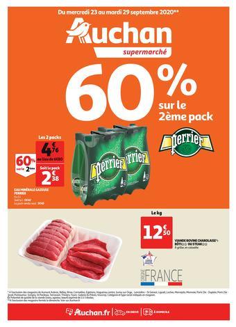Auchan catalogue publicitaire (valable jusqu'au 29-09)