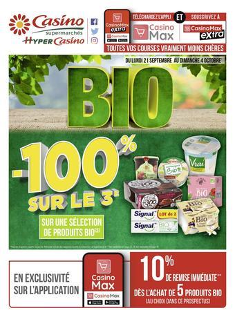 Copra catalogue publicitaire (valable jusqu'au 04-10)