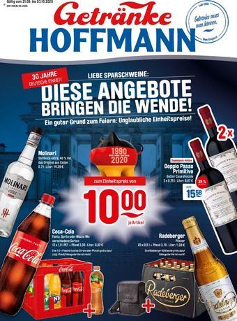 Getränke Hoffmann Prospekt (bis einschl. 03-10)