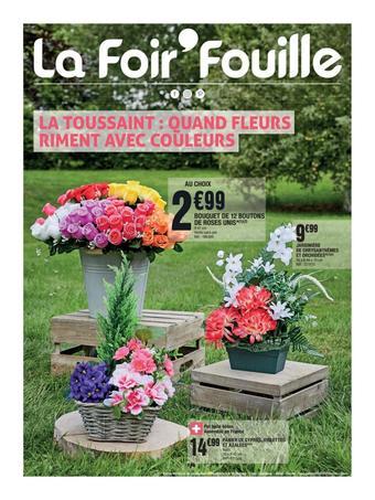 La Foir'Fouille catalogue publicitaire (valable jusqu'au 27-09)