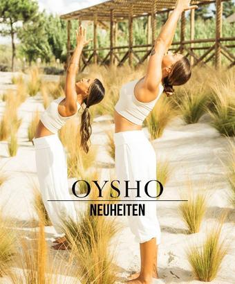 Oysho Prospekt (bis einschl. 21-11)