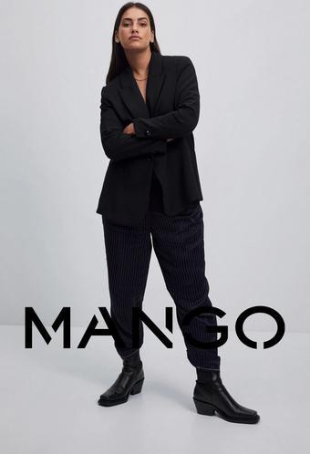 Mango reclame folder (geldig t/m 03-10)
