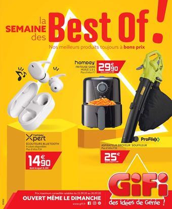 GiFi reclame folder (geldig t/m 30-09)