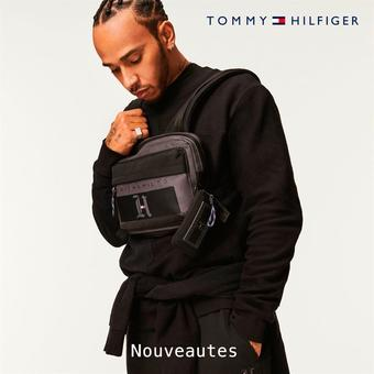 Tommy Hilfiger reclame folder (geldig t/m 26-10)