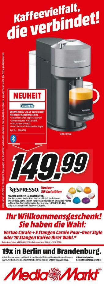 MediaMarkt Prospekt (bis einschl. 25-09)