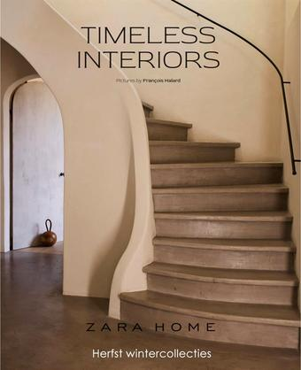 Zara Home reclame folder (geldig t/m 30-11)