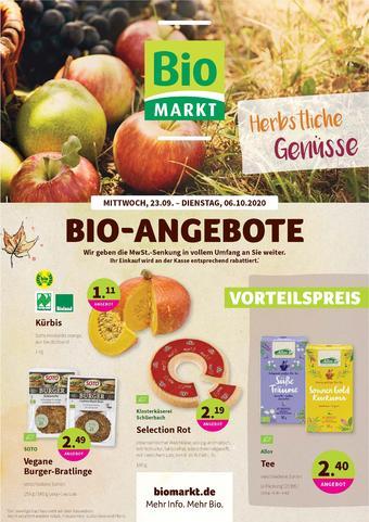 Biomarkt Prospekt (bis einschl. 06-10)