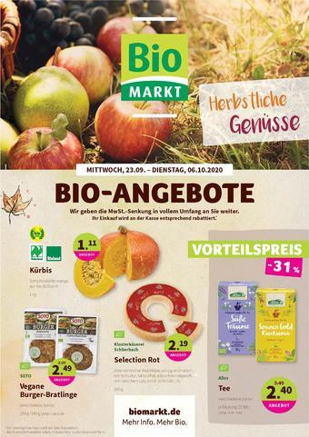 Aleco Biomarkt Prospekt (bis einschl. 06-10)