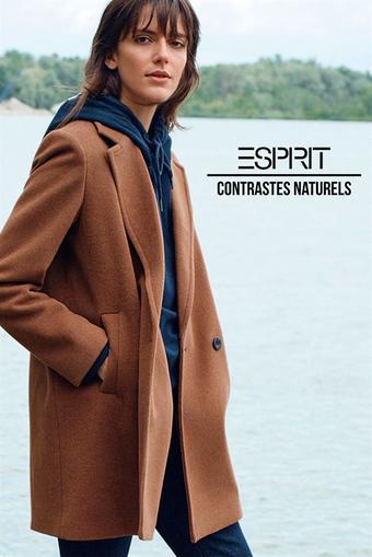 Esprit reclame folder (geldig t/m 22-11)