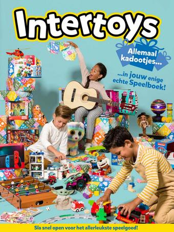 Intertoys reclame folder (geldig t/m 06-12)