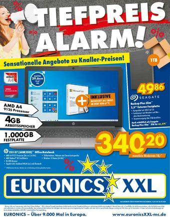 Euronics XXL Prospekt (bis einschl. 28-09)