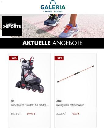 Karstadt Sports Prospekt (bis einschl. 09-10)